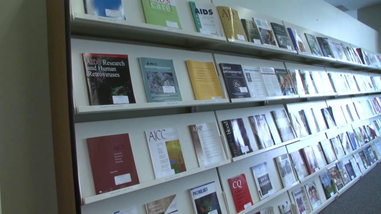 Navigating the Library Video Thumbnail