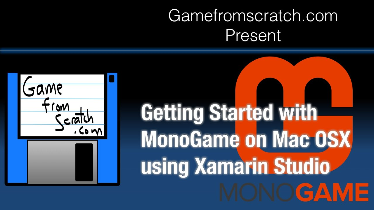 Getting Started with MonoGame on MacOS