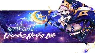 Legends Never Die [Alan Walker Remix] │ ✗〘NIGHTCORE〙✗