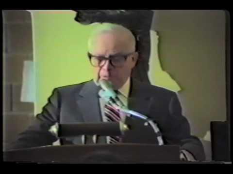 CUNY Senior Vice Chancellor Emeritus Julius C.C. Edelstein on public housing