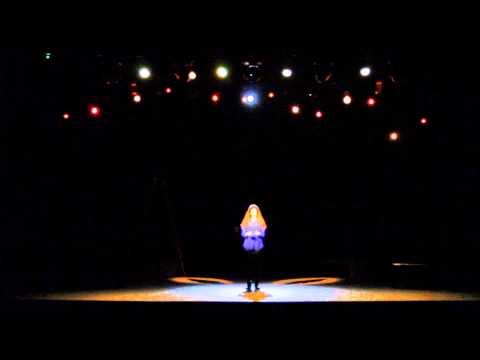Theatre TCU's APO Broadway Cares/Equity Fights AIDS Benefit Concert - Anger Box monologue