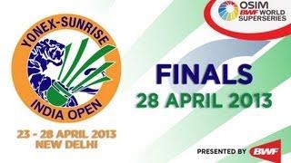 Repeat youtube video F - XD - T.Ahmad/L.Natsir vs Ko S.H./Kim H.N. - 2013 Yonex-Sunrise India Open