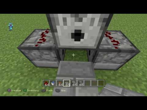 Minecraft: RAPID FIRE TNT cannon