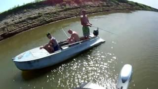 Сазан по чесноку на джиг, Август 2016, Селитренное, база Ахтуба клуб(Рыболовная база