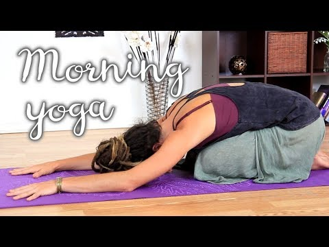 Morning Yoga - Energizing Wake Up Flow for Beginners