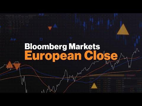 Bloomberg Markets, European Close Full Show (10/08/2021)