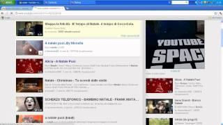Come inserire un video di you tube su ciaoaMigos