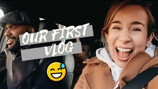 OUR FIRST EVER VLOG | GETTING OUR HOME EXTENDED | BABY PHOTOSHOOT | The Vedrines #ourfirstvlog