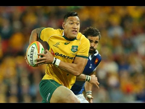Wallabies 2014 Tribute - Australian Wallabies 2014 Rugby Tribute