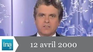 20h France 2 du 12 avril 2000 - l'affaire Lactalis - Archive INA