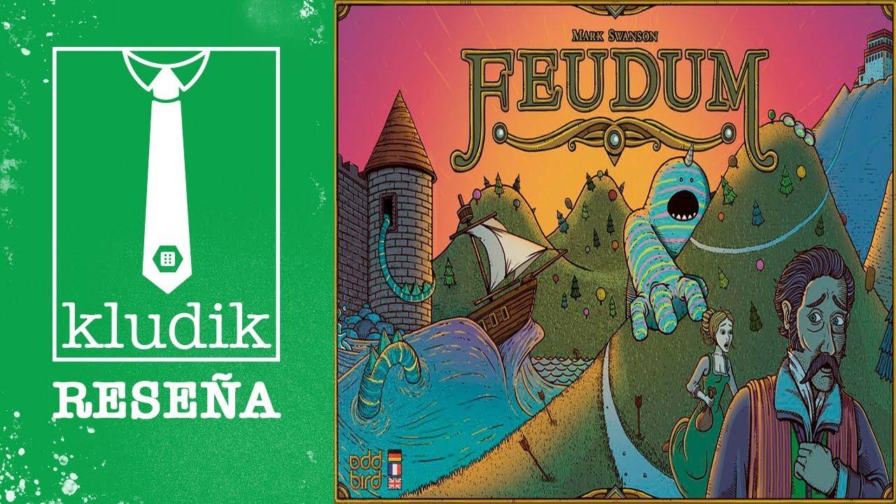 Comprar Feudum Pack Deluxe juego de mesa