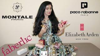 Новые парфюмы Faberlic, Montale, Paco Rabanne, Elizabeth Arden