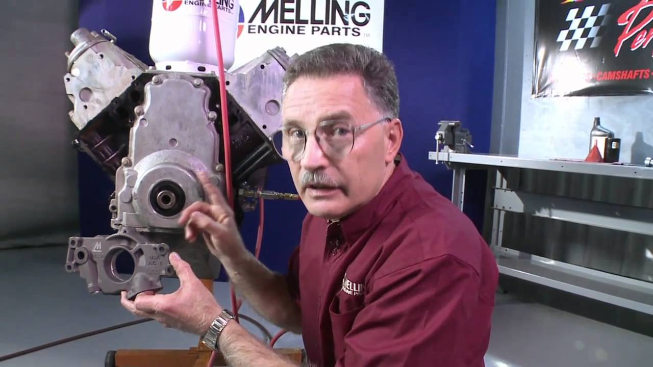 Chevy 350 Oil Filter 1996 Toyota Camry Wiring Diagram How To Prime Engines And Pumps By Melling - Youtube