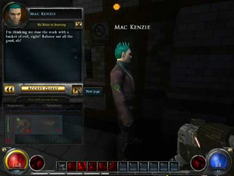 Hellgate London- Mac Kenzie