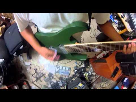 Nickelback Animals cover - Ibanez Apex2 & GoPro2