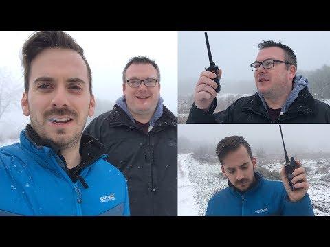 Amateur Radio Antics With James Fletcher 2E0KBA