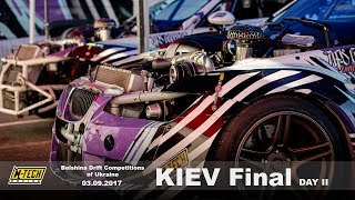 N-Tech Racing   Belshina Drift Competitions of Ukraine Kiev Day II 03.09.2017