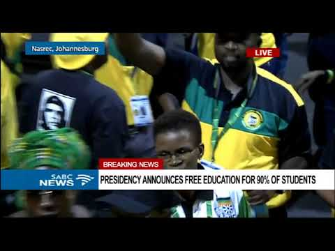 ANC conference gets underway