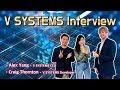 [itbc NOW] V SYSTEMS 2人 인터뷰! SPoS란 무엇인가?