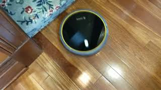 Coredy Robot Vacuum Cleaner, review *