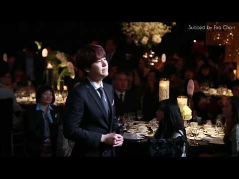 [INDO SUB] KYUHYUN - Two People (Cho Ahra's Wedding)