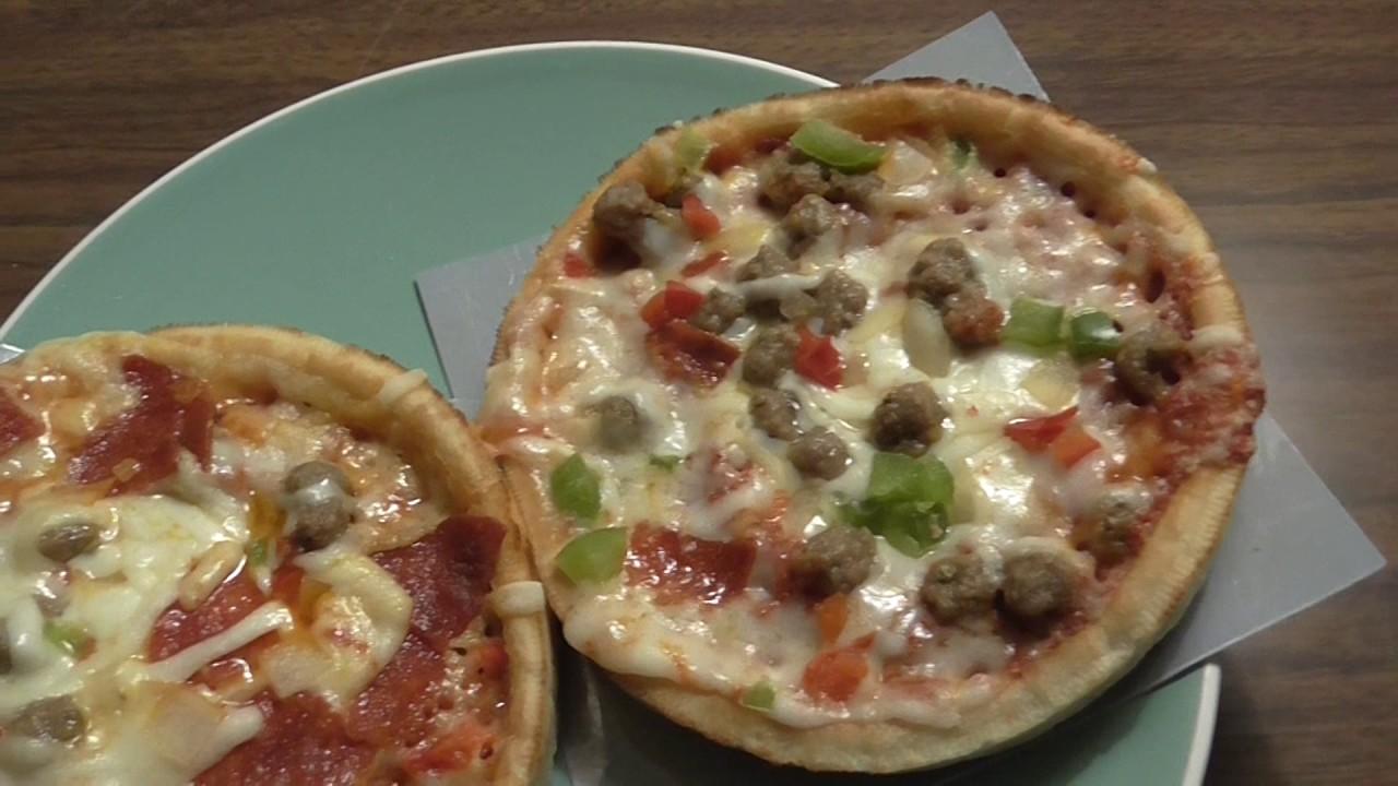 Jack's Rising Crust Pizza