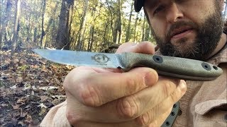 Seizures changed my life~~~.  Campfire, coffee, and my new esee cr2.5