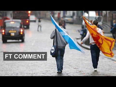Lionel Barber on the Scottish result