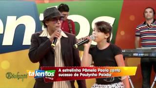 ® Pâmela em ♫ Meu Novo Amor ♫ de Paulynho Paixão - Talentos do Piauí ▶₣ull HÐ-P.Ł