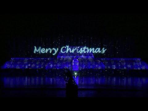 شاهد: افتتاح حديقة كيتو الملكية البريطانية في لندن استعدادا لأعياد الميلاد…  - نشر قبل 5 ساعة