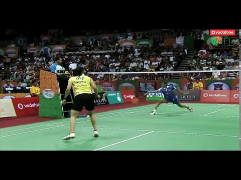 Saina Nehwal vs PV Sindhu -- The Big Clash!