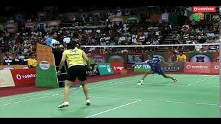 Saina Nehwal vs PV Sindhu -- The Big Clash!