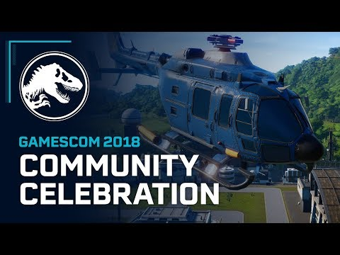 Gamescom 2018 Community Celebration