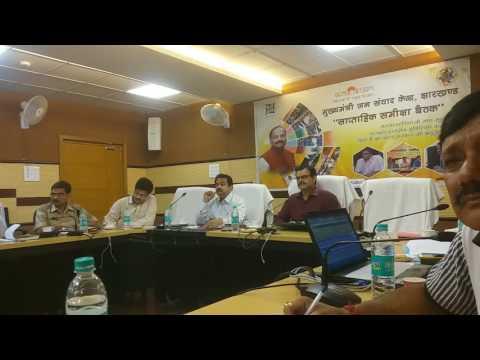 Sunil Kumar Barnwal Reviewed CM Jansamwad Kendra #Ranchi #MyJharkhand