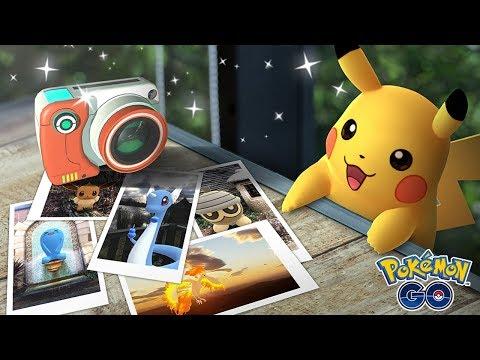 NUEVA FUNCIÓN PARA SACAR LAS MEJORES FOTOS RA+! [Pokémon GO-davidpetit] thumbnail
