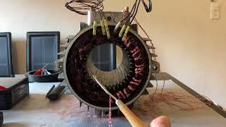 Générateur d'éolienne à aimant permanent V2.0 Vidéo 2