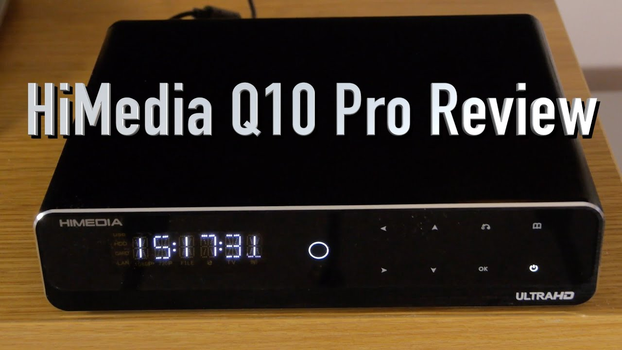 HiMedia Q10 Pro Android Media Player Review | AVForums
