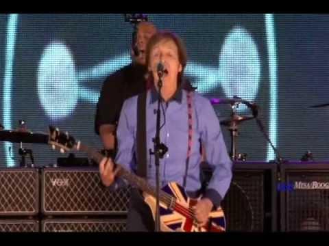 Paul McCartney ~ Ob-La-Di, Ob-La-Da (Diamond Jubilee Concert) ♚