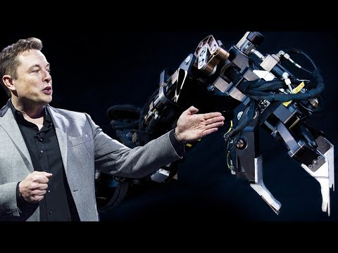 Why Elon Could Use Giant Robot Arms for Tesla Production! (Muskwatch w/ Kyle Hill & Dan Casey)