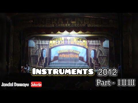 INSTRUMENT ANEKA TUNGGAL tahun 2012   Part 1 2 3