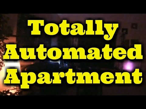 My home automation system in an apartment