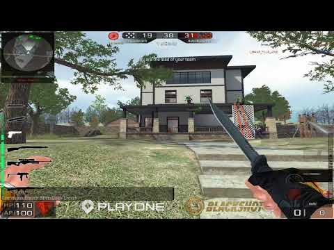 [_KatenKyokotsu @Blackshot ] Weapon Race(WR) - For Fun XD