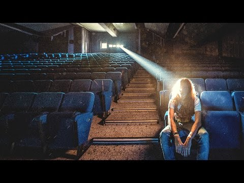 il CINEMA ABBANDONATO • Esplorazione al buio [ITALIA ABBANDONATA]