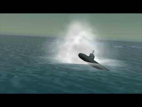 Lets Play Ace Combat X - Mission 6B - Ice Bound