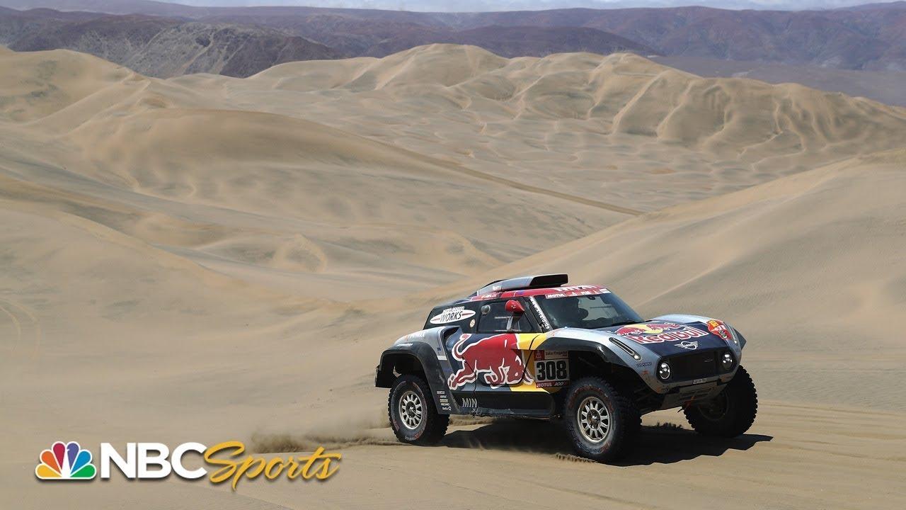 Dakar Rally Stage 8 Recap: Dunes send drivers' times tumbling | NBC Sports
