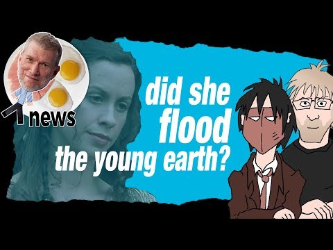 Did She flood the young earth? (feat. Godless Cranium) - (Ken) Ham & AiG News