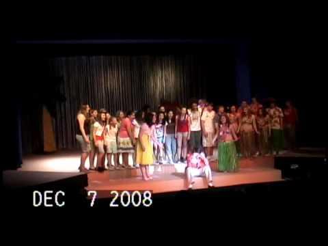 Humuhumunukanukaapua'a HSM 2 On Stage Kelley Theater - Stuttgart, Germany