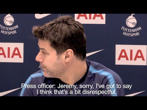 Reporter Is Shut Down After Probing Pochettino On Madrid Links