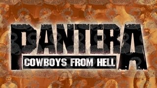 Pantera - Cowboys From Hell ( Solo Cover by K.I.R.)  + Download Preset
