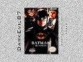 Batman Returns - DarkEvil87's LPs - Stage 1: Gotham Plaza (NES)